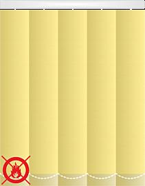 Tenda Verticale Tessuto Morbido Antifiamma