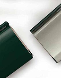 Bi-Colore - Tapparella in Alluminio con differenza di colore tra interno ed esterno