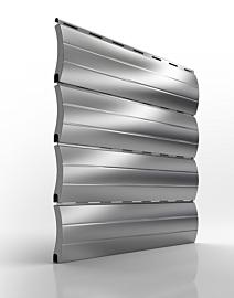 L14 - Avvolgibile in Alluminio Coibendato con Poliuretano Media Densità