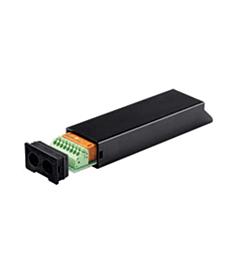 Centralina per avvolgibili con ricevitore radio incorporato Compact Roll