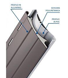 Duero 40 ® - Avvolgibile in Alluminio e PVC con Poliuretano Alta Densita