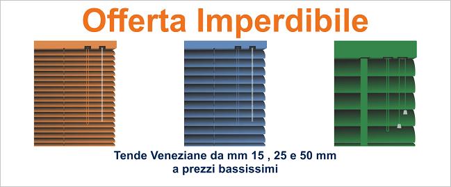 Offerta Tende Veneziane