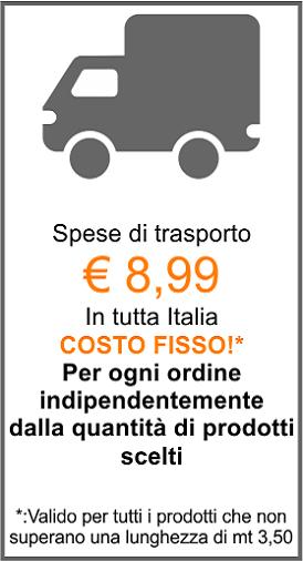 Banner Trasporto € 8,99
